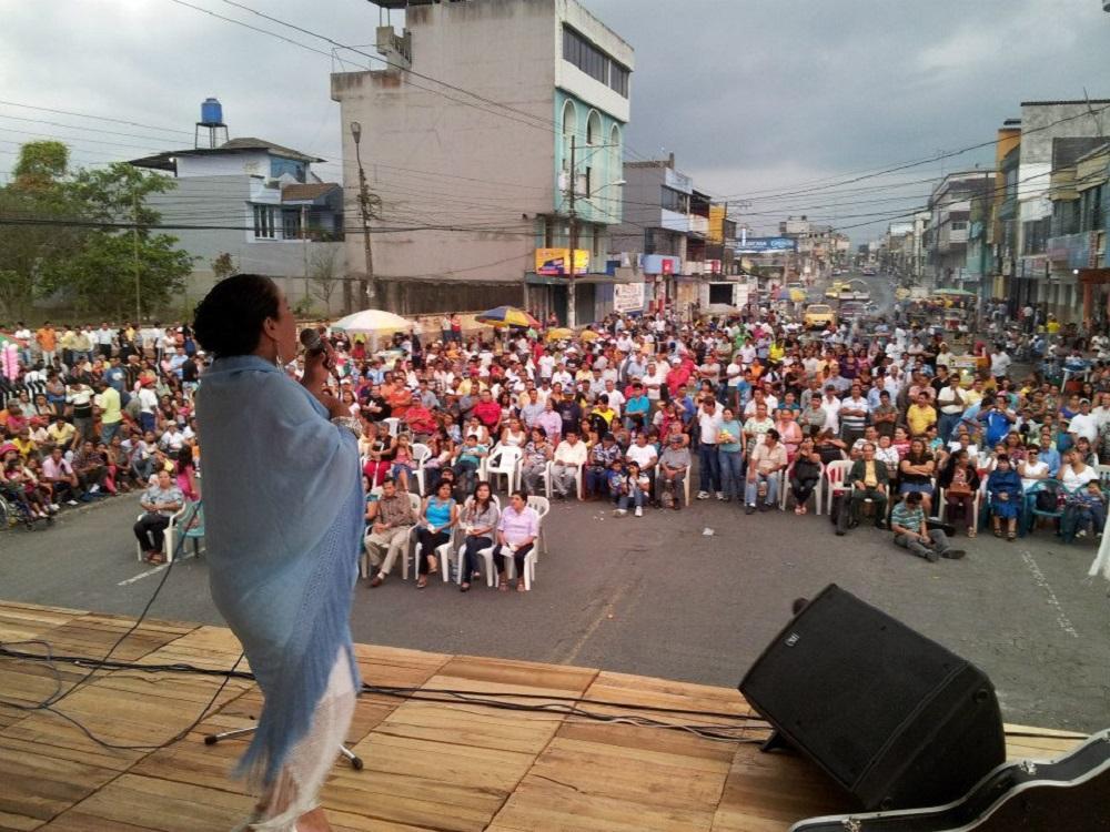 El pasillo ecuatoriano celebra su día