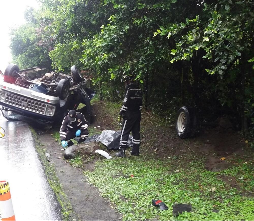 Fallecido en accidente era de Quito