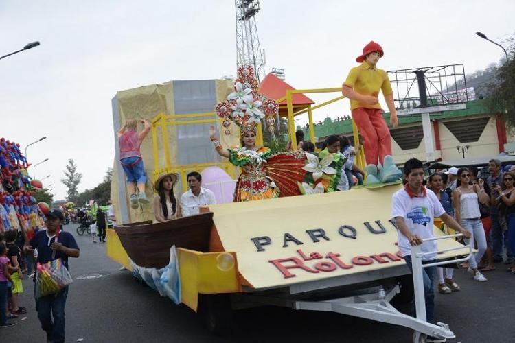 'La Fiesta del Valle y de la Reactivación' abrió las fiestas de Portoviejo