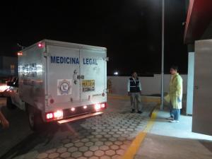 Un hombre de 34 años muere baleado en Manta