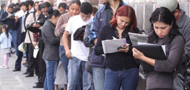 El desempleo en Ecuador alcanza un 5,2%