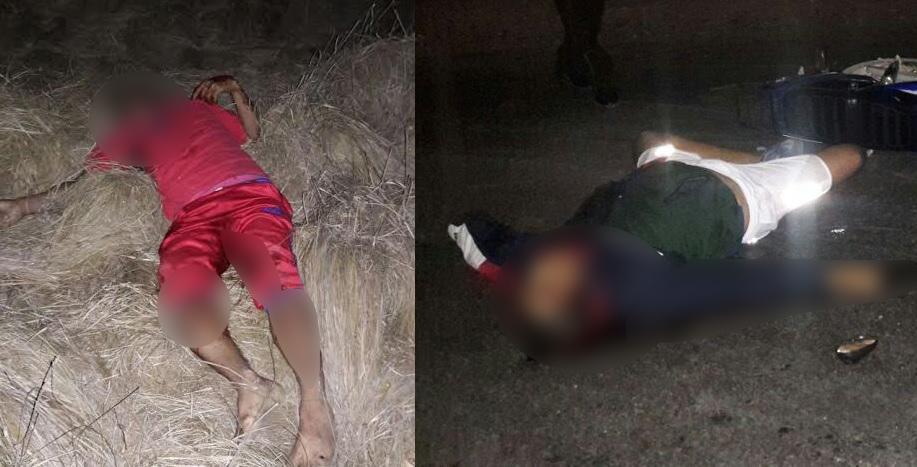 Asesinan a bala a dos motociclistas en el cantón Pichincha