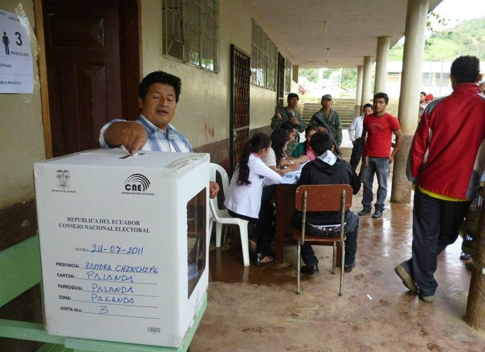 Elecciones regionales quedan para finales del primer semestre de 2017