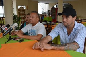 Iván Kaviedes niega haber estado 'secuestrado' en una clínica de rehabilitación