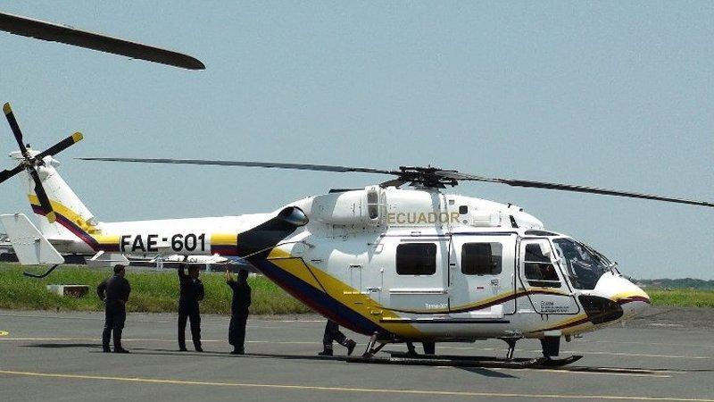 Ecuador pondrá en venta sus últimos helicópteros Dhruv, anuncia Patiño