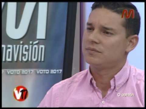 Iván Espinel - VOTO 2017 - 19 DE OCTUBRE DE 2016