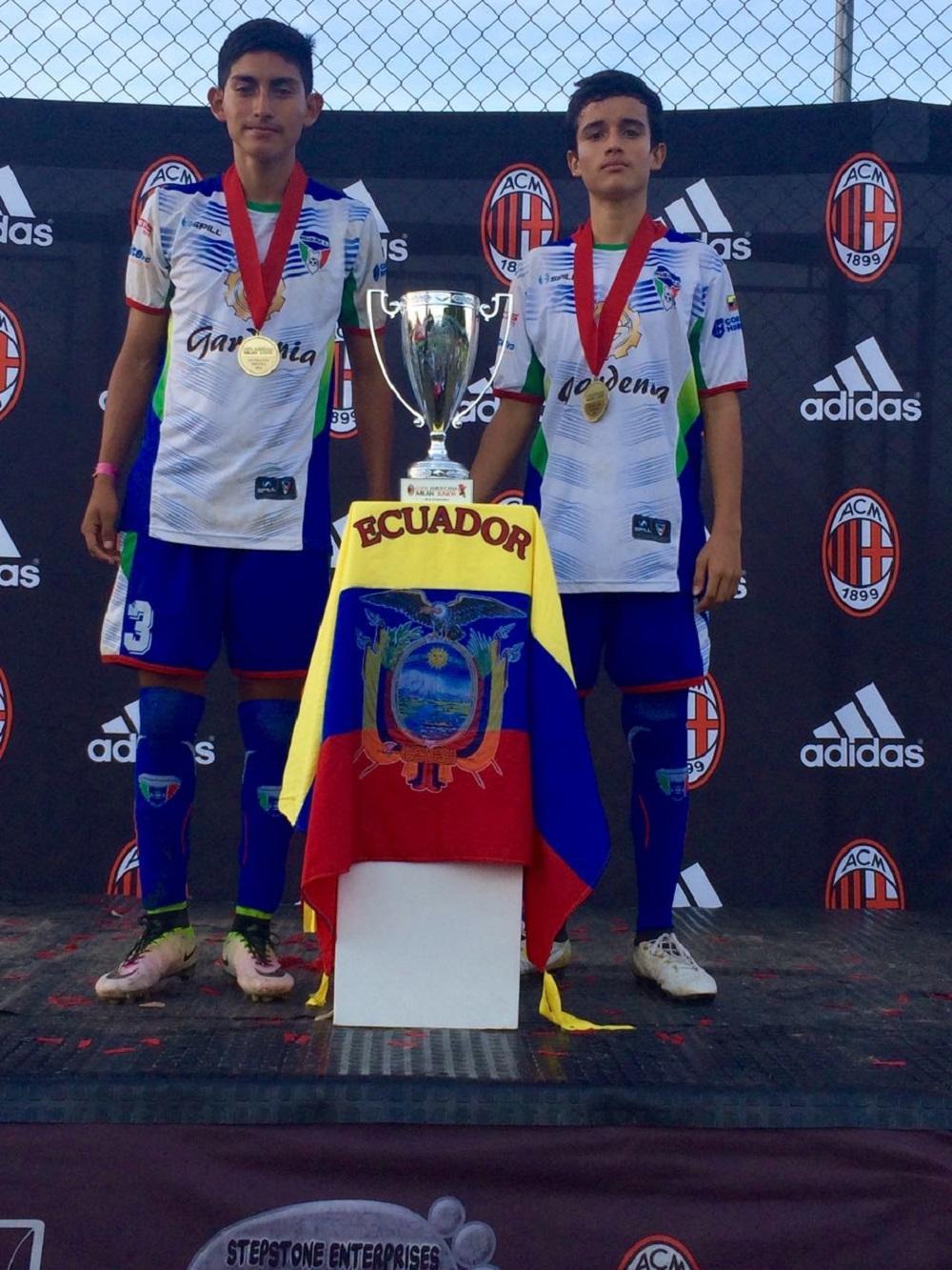 Campeones en Colombia