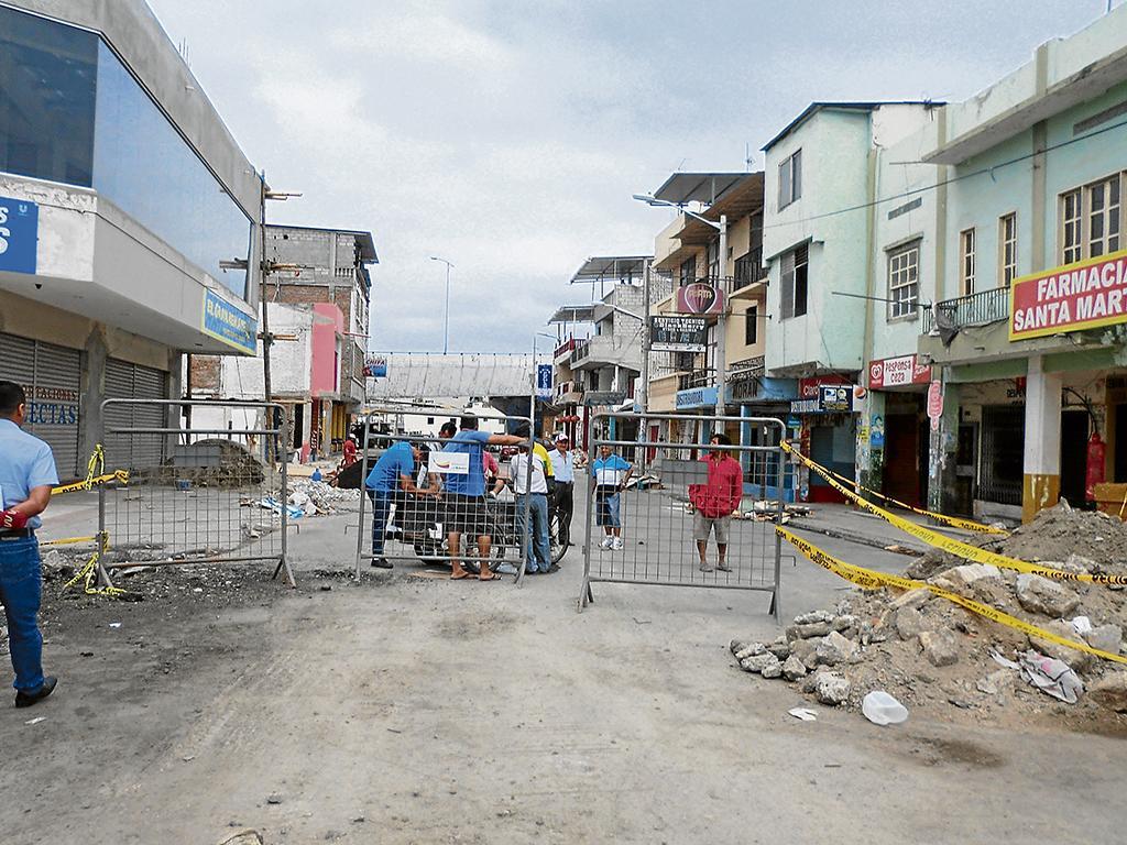 Hoteleros piden abrir la 'zona cero' en Tarqui