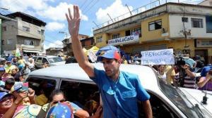 Oposición convoca a 'toma de Venezuela' el miércoles ante freno a revocatorio