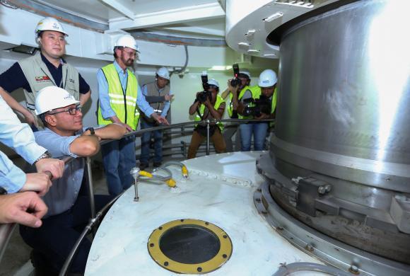 Hidroeléctrica Coca Codo Sinclair se inaugurará con la visita del presidente Chino a Ecuador