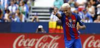 Neymar firma la renovación con el FC Barcelona hasta 2021