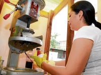 Vendedores de granizados se modernizan