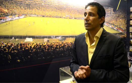 Cevallos dice que acompañará a hinchas barcelonistas si les permiten el ingreso al Capwell