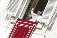 El papa denuncia los 'actos de violencia brutal' y a 'sangre fría' en Mosul