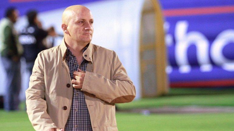 Pablo Repetto, extécnico de Independiente del Valle, fue separado del Baniyas