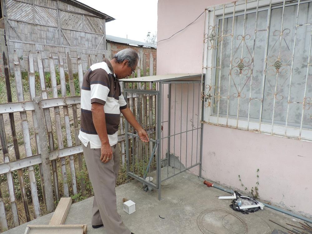 Vecinos denuncian ser víctimas de constantes robos en sus viviendas
