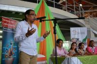 Inauguran semana del Conocimiento por las fiestas de provincialización