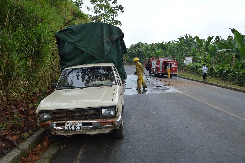 Seis heridos tras accidente en Numancia