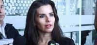 'Me da terror que vuelva otro muerto de hambre a la Presidencia', dice Macarena Valarezo