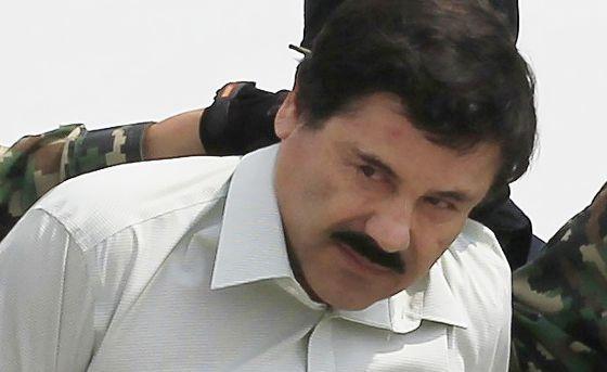 Gobierno mexicano niega malos tratos a 'el Chapo' Guzmán en prisión