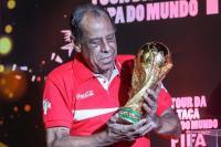 Muere el exfutbolista Carlos Alberto, legendario capitán de la selección de Brasil