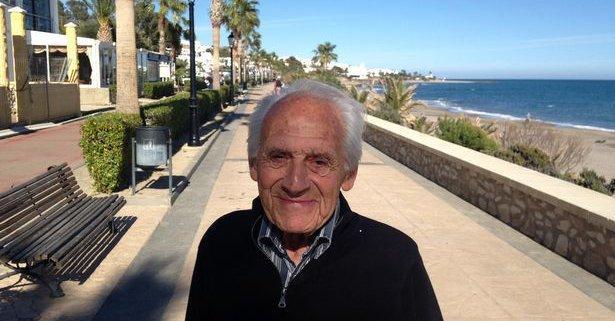 Un hombre muere el mismo día y a la misma hora en que nació, hace 103 años