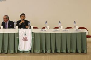Candidatos presidenciales no asistieron a reunión de jubilados del IESS