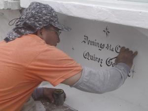 El cementerio de Portoviejo genera recursos y trabajo