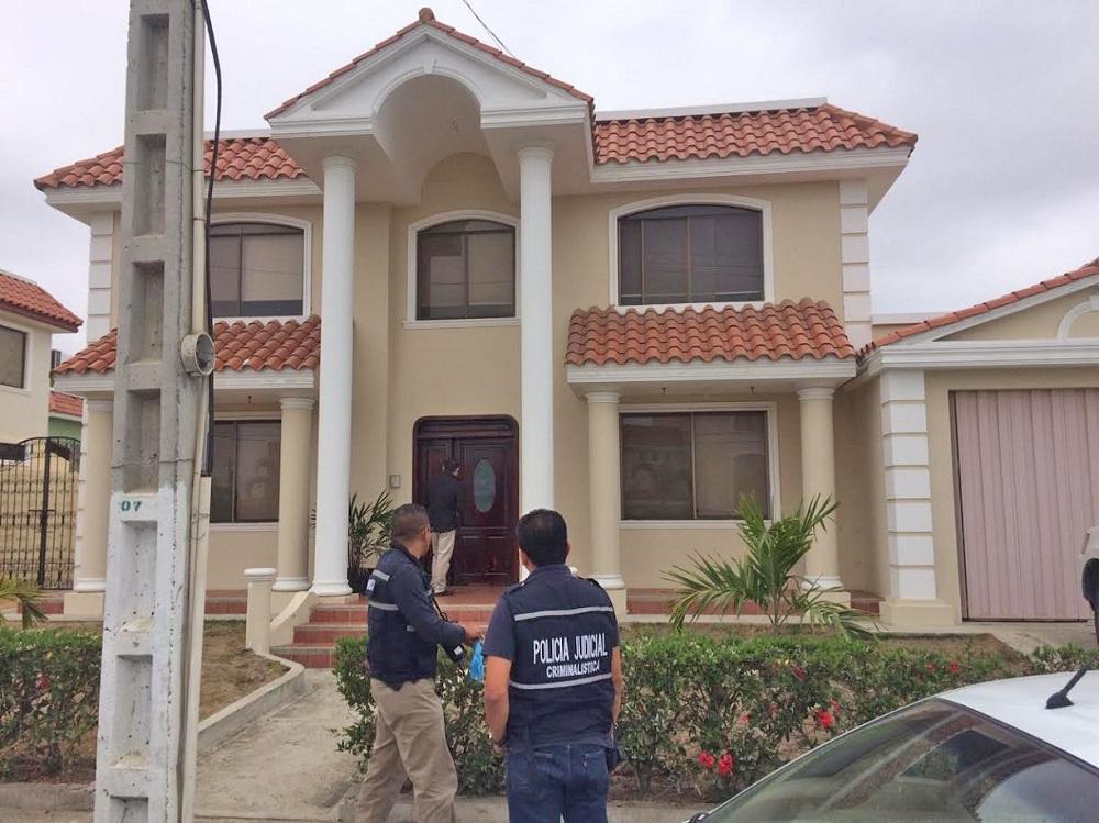 Empresario manabita es detenido por el delito de asociación ilícita
