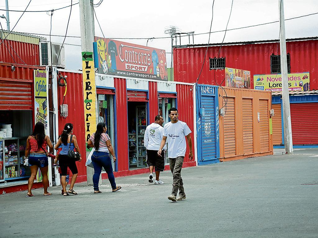 El último plazo para abrir más de 40 negocios en el 'Nuevo Tarqui'