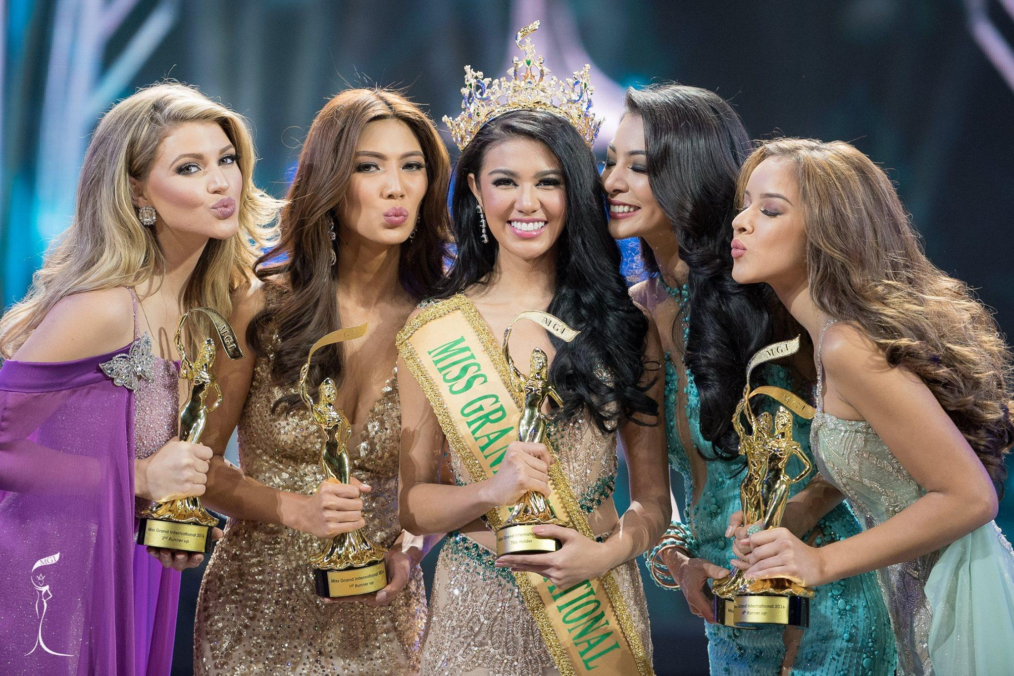 La indonesa Ariska Putri es la nueva Miss Grand International