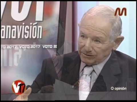MEDARDO MORA - VOTO 2017 - 26 DE OCTUBRE /2016