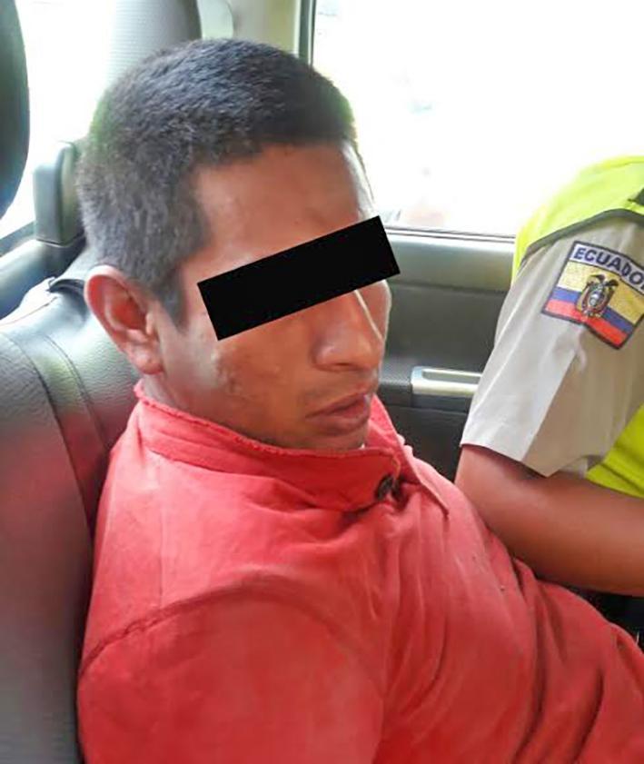 Le dictan prisión preventiva tras chocar carro robado