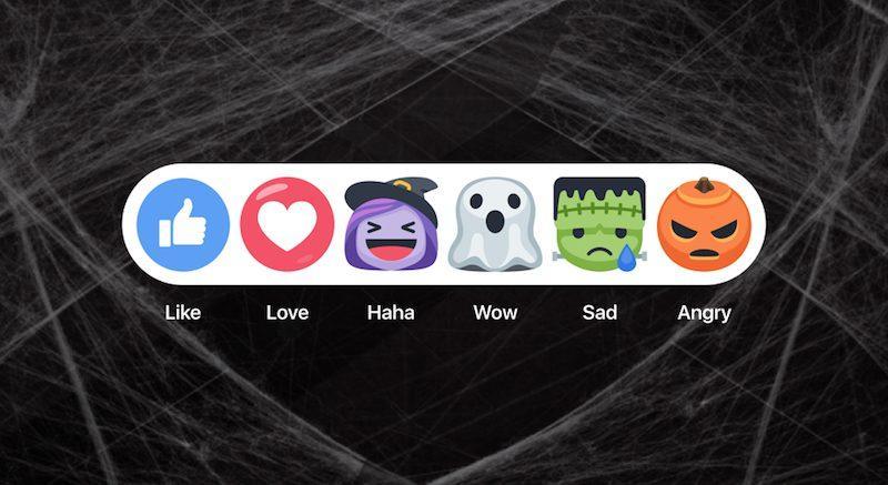 Facebook se alista para celebrar Halloween