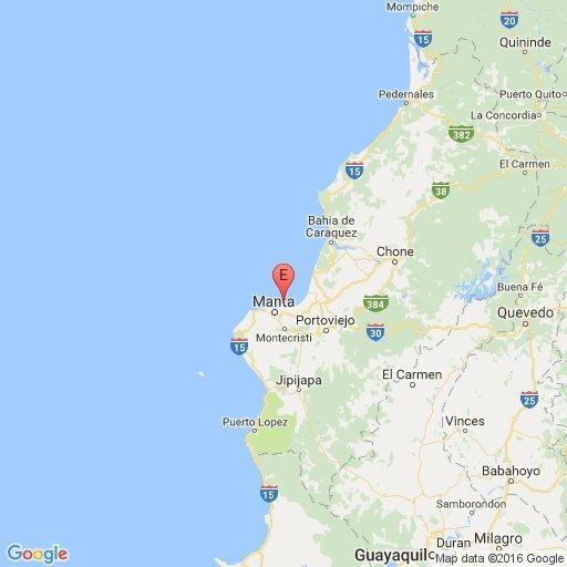 Nuevos sismos generan alarma en varios cantones de Manabí