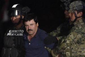 Esposa de 'El Chapo' pide que miembros de la CIDH lo visiten en prisión