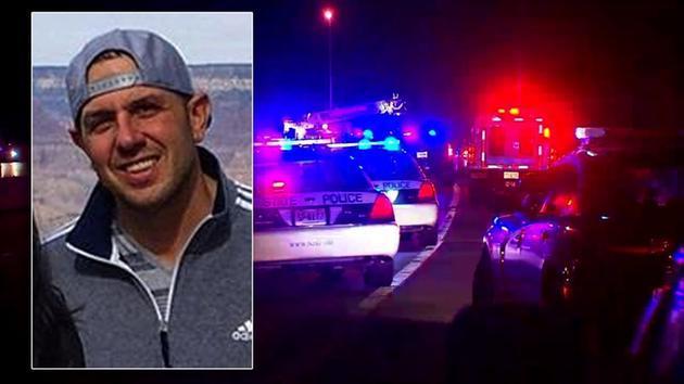 Hombre se lanza de un puente con sus hijos para matarlos, sólo él muere
