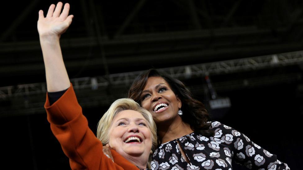 Michelle Obama 'nunca se presentará' a un cargo político