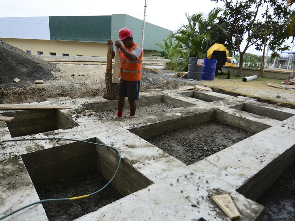 Construyen dos edificios en la UTM y estudiantes podrán volver
