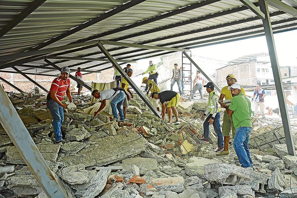 Manta no está preparada para enfrentar otro terremoto