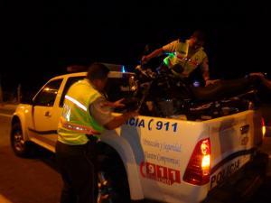 Hallan muerto a un ingeniero en la vía Portoviejo-Crucita