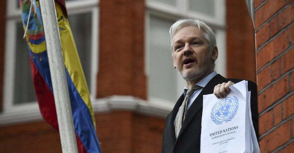 Fiscalía sueca no suspenderá orden de arresto de Assange para ir a sepelio