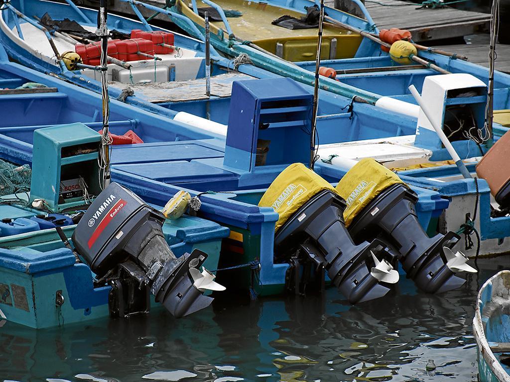 Robos de motores fuera de borda contin an en altamar el for Fuera de borda pelicula