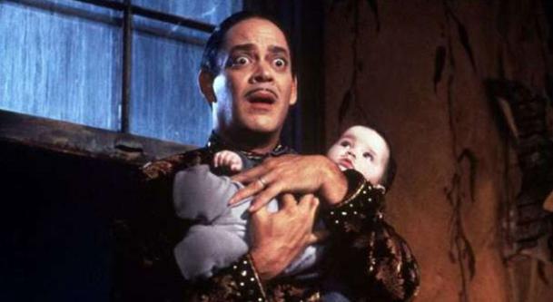 Asi Luce El Bebe Que Protagonizo La Pelicula Los Locos Addams El Diario Ecuador