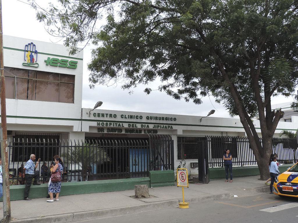Hospital del IESS de Jipijapa cuenta con un solo anestesiólogo  cafcb46967d