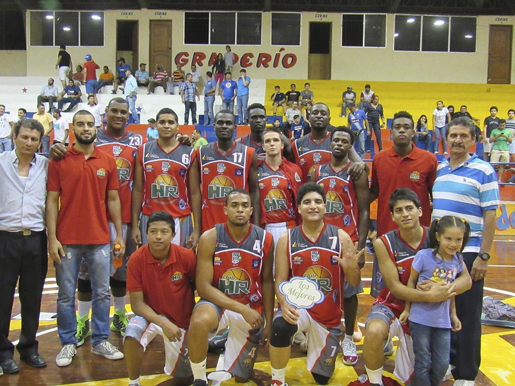 Club HR Portoviejo firme en Liga nacional