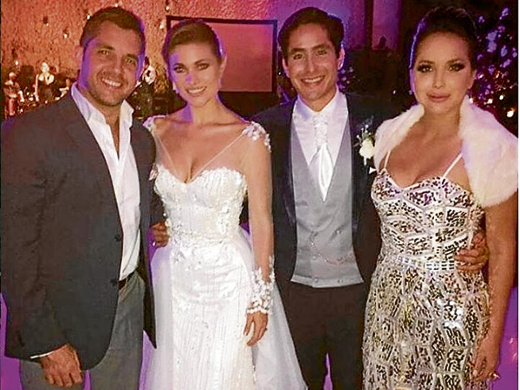 Matrimonio In Ecuador : Ex miss ecuador realizó su matrimonio eclesiástico en
