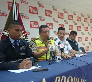 6.800 llamadas de emergencia y consultas durante el feriado en Santo Domingo