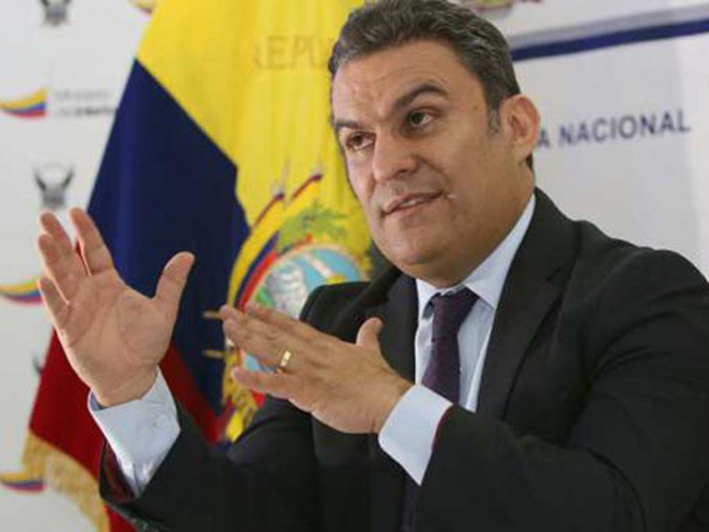 El ministro del interior liderar a lista nacional a for Escuchas del ministro del interior