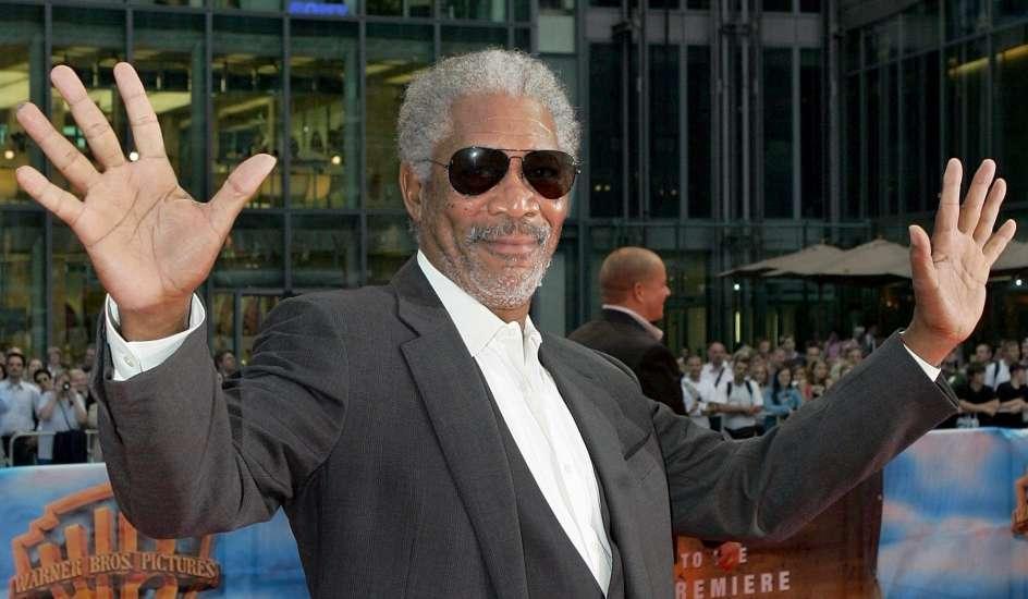 Morgan Freeman recibirá reconocimiento por su trayectoria cinematográfica